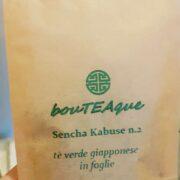 "sencha ""tè verde"" giapponese giappone kabuse"