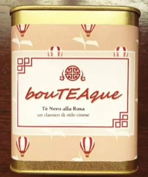 tè nero cinese alla rosa scented rosa cina tè neri cinesi classico tea rose china rose congou