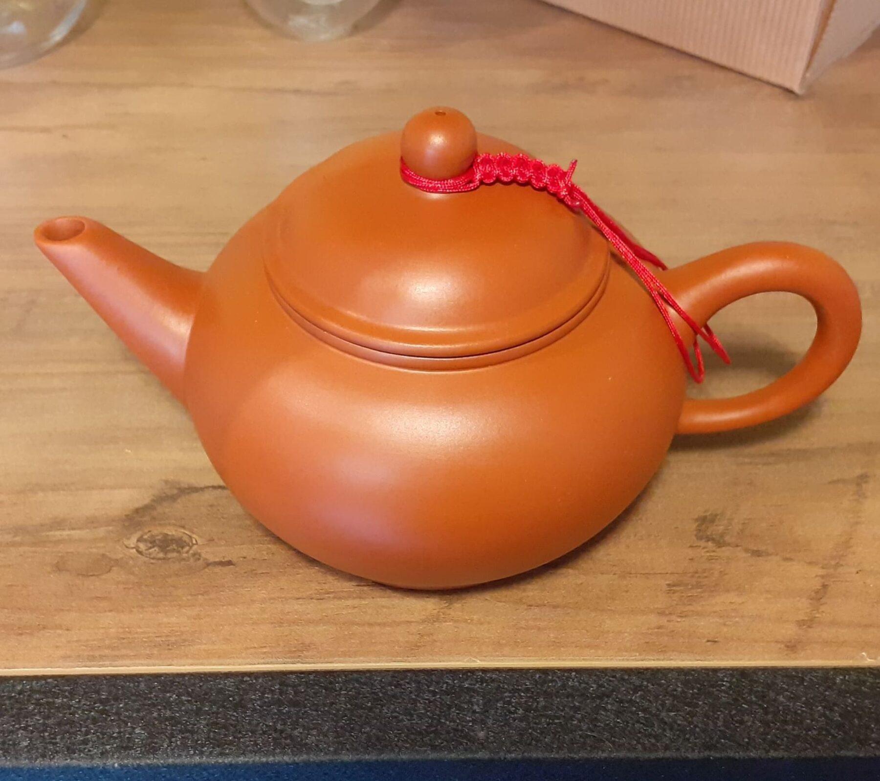 teiera terracotta taiwan stile cinese china teapot clay