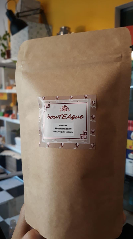assam tonganagaon ftgfop tè nero indiano inglese intenso forte colazione pomeriggio libro sigaro meditazione