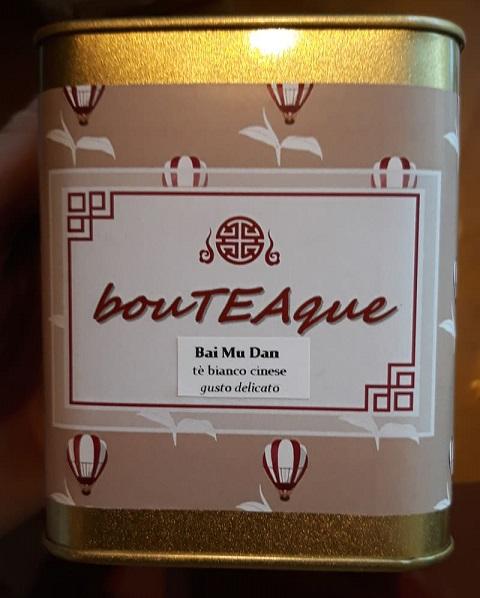 tè bianco cinese bai mu dan pai mu tan white peony tea